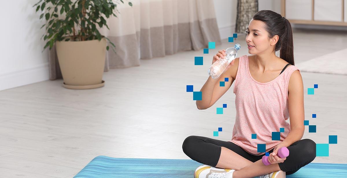 Acqua-in-bottiglie-di-plastica