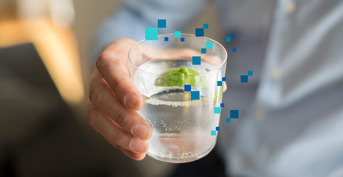 Distributore-acqua